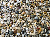 Gravel texture — Stok fotoğraf