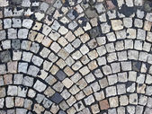 Cobble macro texture — Stock Photo