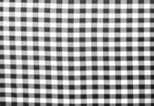 Black and white cloth — Stock Photo