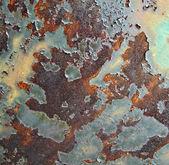 Fundo de metal enferrujado — Foto Stock
