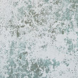 Stock Photo: Painted wood crackle surface texture-WHITE