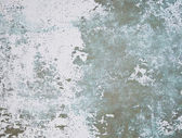 Painted wood crackle surface texture — Stock Photo