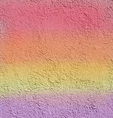 Colorful concrete wall background — Stock Photo