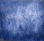 Modré abstraktní grunge pozadí — Stock fotografie
