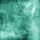 Abstract grunge turquoise texture for background — Stock Photo