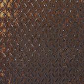 Background of metal diamond plate — Stock Photo