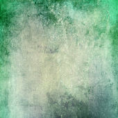 Old vintage green concrete texture for background — Stock Photo