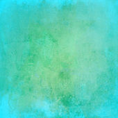 Turquoise grunge texture for background — Stock Photo