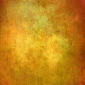 Grunge abstract yellow background — Stock Photo