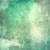 Green vintage background texture — Stock Photo