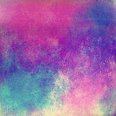Multicolored abstract vintage background — Stock Photo