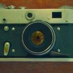 Vintage camera — Stock Photo #34315959
