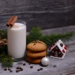 Christmas morning and new year detail — Stock Photo #36855575