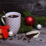 Christmas morning — Stock Photo