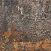 Ancient sand stone wall, grunge background or texture — Stock Photo