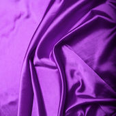 Purple silk background texture close up — Stock Photo