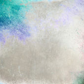 Pastel turquoise background — Stock Photo