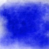 Blue background image and useful design element — Stock Photo