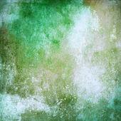 Zielony stary tekstura tło grunge — Zdjęcie stockowe