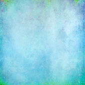 Aqua light canvas background texture — Stock Photo