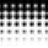 Halftone dots background — Stock Photo