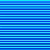 Turquoise and blue horizontal stripe pattern — Stock Photo