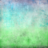 Turquoise and green vintage texture background — Stock Photo