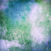 Turquoise old grunge background texture — Stockfoto