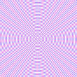 Purple stripes, circles or lines in target style illustration — Stock Photo #40993445