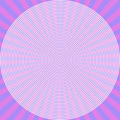 Purple background design element, stripes, circles or lines in t — Stock Photo