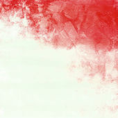 Abstract red distressed background — Stock fotografie