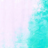 Abstract turquoise distressed background — Zdjęcie stockowe