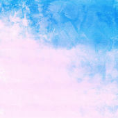 Abstract turquoise distressed background — Stock Photo