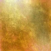 Sfondo grunge di luce dorata — Foto Stock
