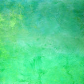 Green abstract stone grunge background — Stock Photo