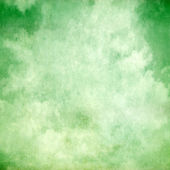 Green cloud pastel background — Stock Photo