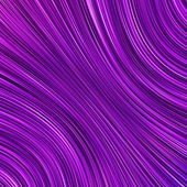 Purple abstract spiral lines design on dark background — 图库照片