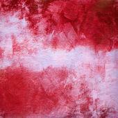 Vintage red grunge background — Stock Photo