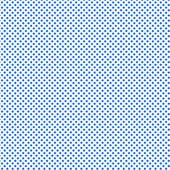 Turquoise polka dots patroon — Stockfoto
