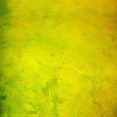 Yellow grunge background — Stock fotografie