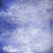 Blue abstract grunge background — Stock Photo