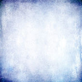 Blue abstract grunge texture background — Stock Photo