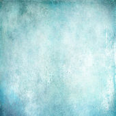 Blue grunge background texture wall — Stock Photo