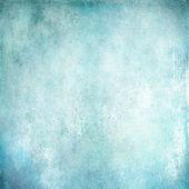 Muro di texture sfondo blu grunge — Foto Stock