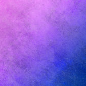 Blue and purple canvas background — Stockfoto