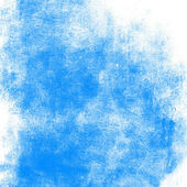 Blue distressed background texture — 图库照片