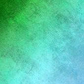 фон зеленый и бирюзовый холст — Стоковое фото