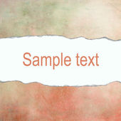 Light orange vintage background with space for text — Foto Stock