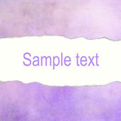 Light purple vintage background with space for text — Foto Stock