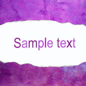 Purple background with space for text — Stock Photo
